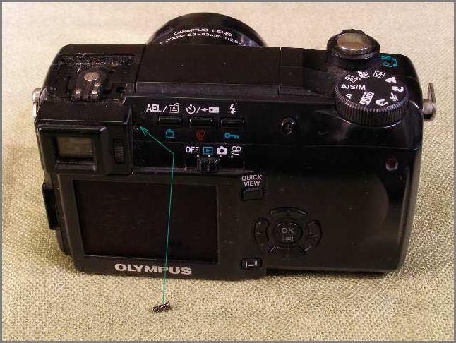 Инструкцию Olympus C 770
